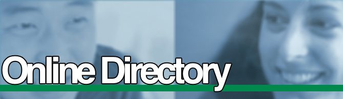 our directory